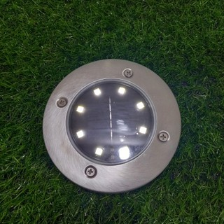 đèn cắm cỏ năng lượng mặt trời 8 led - nkmtcc8led thumbnail