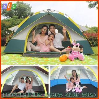 lều dã ngoại - lều dã ngoại 4 người thumbnail