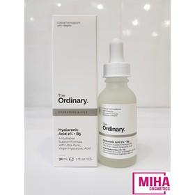 Tinh Chất Serum Cấp Ẩm Hồi Phục Hyaluronic Acid 2% + B5 The Ordinary 30ml - ORHC