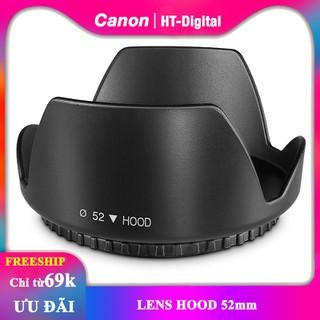 Lens hood 52mm 58mm 77mm - Loa che nắng thumbnail