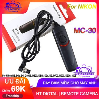 Dây Bấm Mềm MC-30 cho Nikon - SP000089 thumbnail
