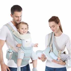 Đai địu an toàn cho bé [ FREESHIP EXTRA] Đai địu an toàn 2 trong 1, tiện lợi cho bé, an toàn cho mẹ, hàng nội địa Trug!! - ĐEB