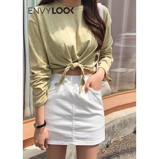 Quần Giả Váy Đai Chun High-Tension - P00000PK thumbnail
