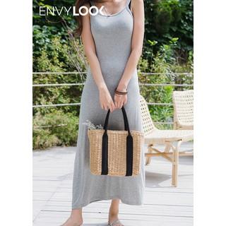 Đầm Liền Hai Dây Dài Summer - P00000PW thumbnail