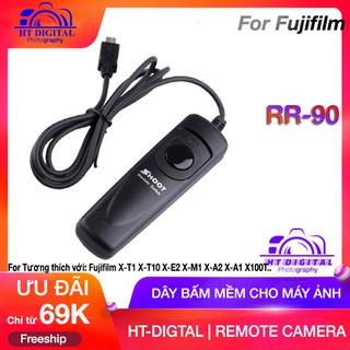 Dây Bấm Mềm RR-90 For Fujifilm X-T1 X-T10 X-E2 X-M1 X-A2 X-A1 X100T - SP000183 thumbnail