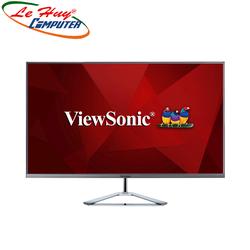 Màn hình Viewsonic. VX2776-SMHD (27 inch/FHD/LED/IPS/60Hz/5ms/250 nits/DP+HDMI+VGA)