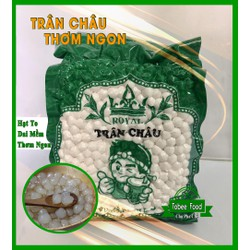 Trân Châu Trắng RY (Gói 2kg) Dai Ngon-Nguyên Liệu Trà Sữa Hảo Hạng