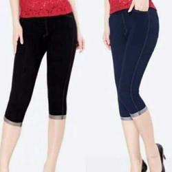 Quần ngố giả jeans nữ size (38-76kg)