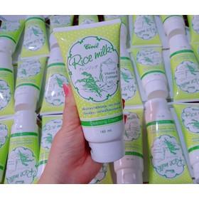 Sữa rửa mặt gạo Civic Rice milk Thái Lan 180ml - 8135