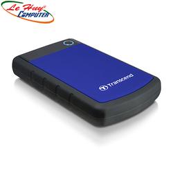 Ổ Cứng Di Động Transcend. StoreJet H3B 2TB USB 3.0 - TS2TSJ25H3B - Hàng Chính Hãng