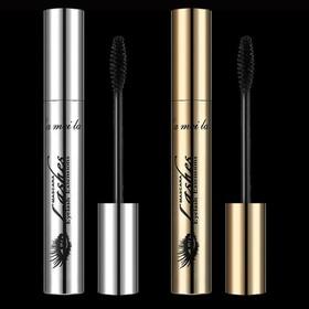 Mascara màu đen lâu trôi Lameila 759 chống nước, chải mi cong và dày cực kỳ tự nhiên - 5235sola