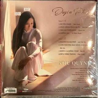 Đĩa than NHƯ QUỲNH - DUYÊN PHẬN Vinyl [ĐƯỢC KIỂM HÀNG] 33725602 - 33725602 thumbnail