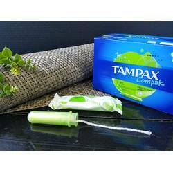 Băng vệ sinh Tampon Tampax Compak Super