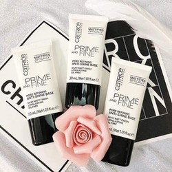 kem lót Catrice Prime and Fine  -Catrice trắng 30ml