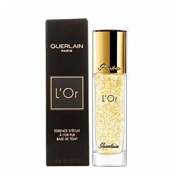 Kem lótGuerlainL'or Radiance Concentrate Pure Goldchai 30ml của Pháp- Ngọc trai vàng