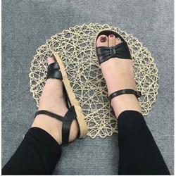 giày sandal nữ nhựa nữ tính HP02
