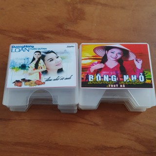 Bộ 8 Đĩa MD Nhạc Bolero Chọn Lọc - Dương Hồng Loan - Phương Anh - Thúy Hà - Quang Lập [ĐƯỢC KIỂM HÀNG] 33731676 - 33731676 thumbnail