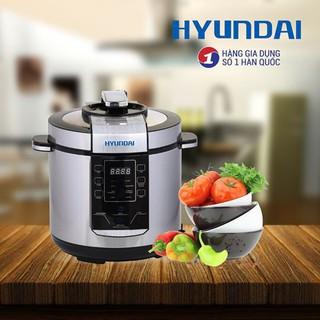 Nồi Áp Suất Điện Tử Hyundai Hde 2500S Dung Tích 1,8 Lít - Bảo hành chính hãng 12 tháng - 6047803816 thumbnail