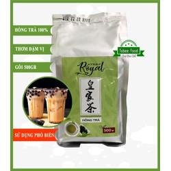 Hồng Trà (Trà Đen) 500g - Nguyên Liệu Pha Trà Sữa Hồng Trà Đậm Vị Thơm Ngon