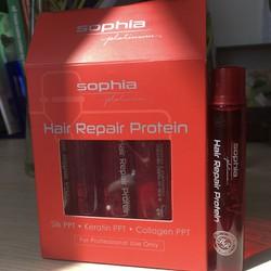 Protein Phục Hồi Hư Nát Sophia Platinum Hair Repair Protein (13mlx10ống)