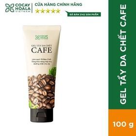 Tẩy da chết cà phê cocayhoala 100ml - tẩy da chết cafe