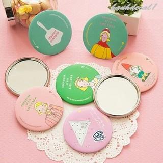 [SIÊU XINH] Gương Mini Dễ Thương Nhỏ Gọn Phong Cách Hàn Quốc - USD27 thumbnail