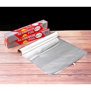 Giấy bạc nướng thực phẩm - Giấy bạc thumbnail