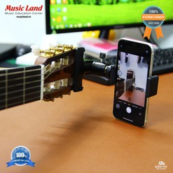 Giá kẹp điện thoại gắn trên đàn Guitar