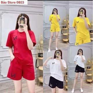 Xả rẻ bộ thun cotton đùi - a nh thâ t-CHO XEM HÀNG - 044 thumbnail