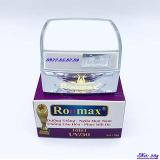 Kem dưỡng trắng ngừa mụn nám, Chống lão hóa 16 in 1 ROOMAX - RM-16I1-89 thumbnail
