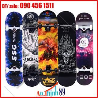 ván trượt skateboard - ván trượt skateboard thumbnail