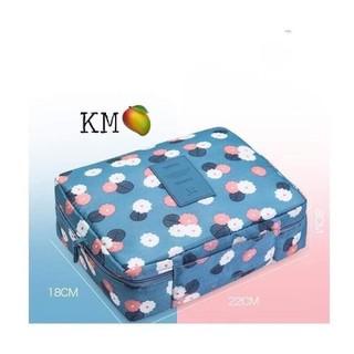 Túi đựng mỹ phẩm mini - Túi họa tiết thumbnail