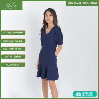 Váy Đầm Công Sở Thời Trang Eden Đuôi Cá - D406 - D406 thumbnail