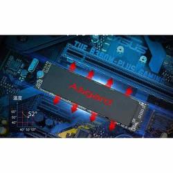 SSD Asgard Chuẩn M.2 NVMe PCle 500gb new bảo hành 36 tháng