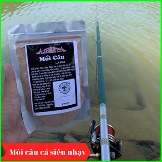 [SIÊU NHẠY] Mồi câu cá Lk Hòa Thính Lk - BÁN CHẠY thumbnail