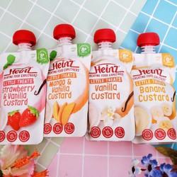 Váng sữa hoa quả HEINZ Úc cho bé (Date 6/2021)