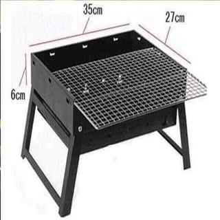 bếp nướng than hoa - bếp nướng - bếp nướng vuông - bếp nướng vuông - 4535 thumbnail