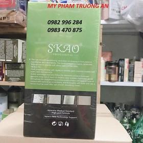Cặp uốn nóng Collagen Skao cao cấp 800ml x 2 và bao tay nilon - SK -11