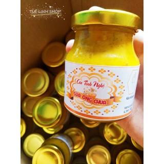 Cao tinh nghệ sữa ong chúa hũ lớn 100ml handmade