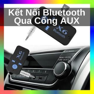 Usb Tạo Bluetooth X6 Nghe Nhạc Trên Ô Tô - bluetooth usb thumbnail