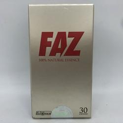 (Hàng chính hãng có tem tích điểm) FAZ - giảm mỡ máu, hỗ trợ tim mạch