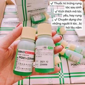 Serum Kích Thích Mọc Tóc Sato - Serum Kích Thích Mọc Tóc-8