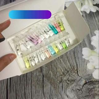 Bộ test 20 ống nước hoa HÀNG NHẬP KHẨU - trắng - 20.2ml thumbnail