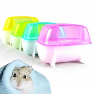 Nhà tắm nhỏ hoặc lớn cho Hamster-Rat - HT00234 thumbnail