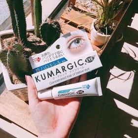Kem trị thâm mắt Kumargic Nhật Bản - Kumargic