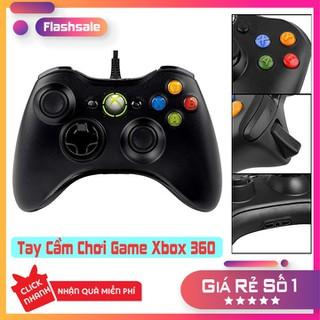Tay cầm chơi game - Tay Cầm Chơi GameXBox 360 thumbnail
