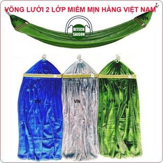 Võng lưới 2 lớp mềm mịn chất lượng hàng Việt Nam - H6842051 thumbnail