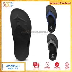 Dép Thái Lan nam cao su siêu dẻo KARDAS - Jacker 2.1