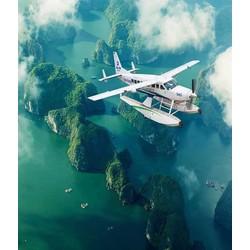 Combo Vinpearl Hạ Long ngắm vịnh bằng thủy phi cơ 2n1đ
