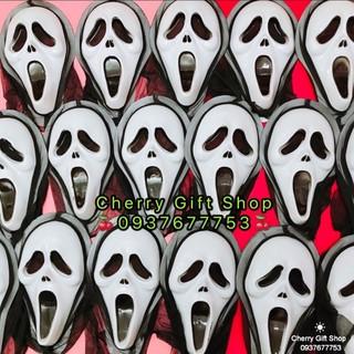 Mặt Nạ Scream Sát Nhân giấu Mặt - Halloween - ms6784 thumbnail